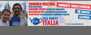 Summer Meeting Tea Party 2015